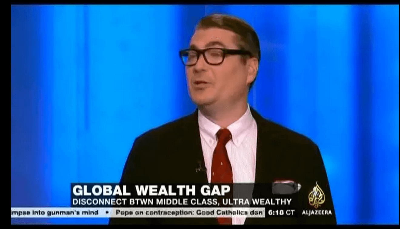 Wealth-X President David Friedman On Al Jazeera News ...